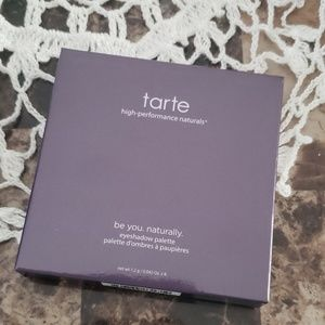 Tarte, be you naturally, eyeshadow palette